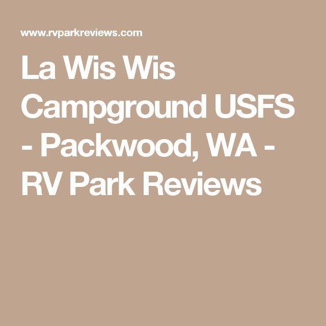 La Wis Campground USFS