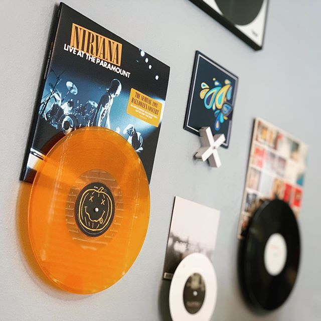 Record Props Vinyl Record Displays 5 Or More Vinyl Record Display Record Display Vinyl Records