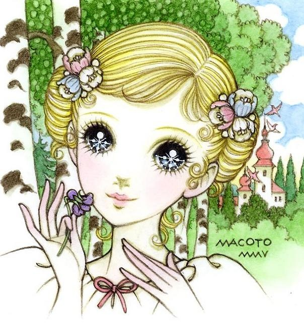 Art by manga artist Macoto Takahashi. * Google for Pinterest pals1500 free paper dolls at Arielle Gabriels The International Paper Doll Society also Google free paper dolls at The China Adventures of Arielle Gabriel *