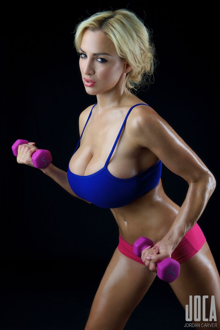 Jordan Carver preview of her set Sporty.