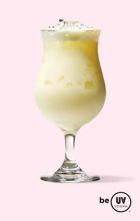 UV Vodka Recipe: Pineapple Upside Down Cake