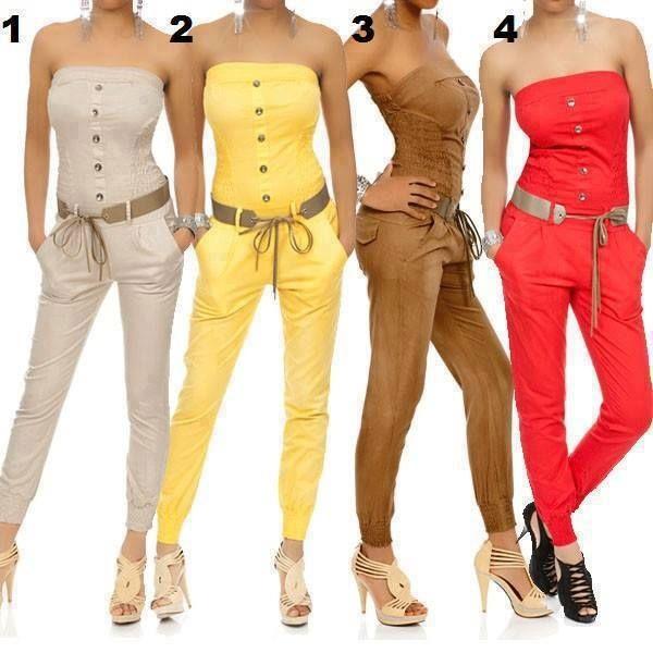 Ολόσωμες φόρμες πολύ ξεχωριστό σύνολο και άνετο για άνοιξη και καλοκαίρι!!! Απλά διαλέξτε το αγαπημένο σας χρώμα!!!
