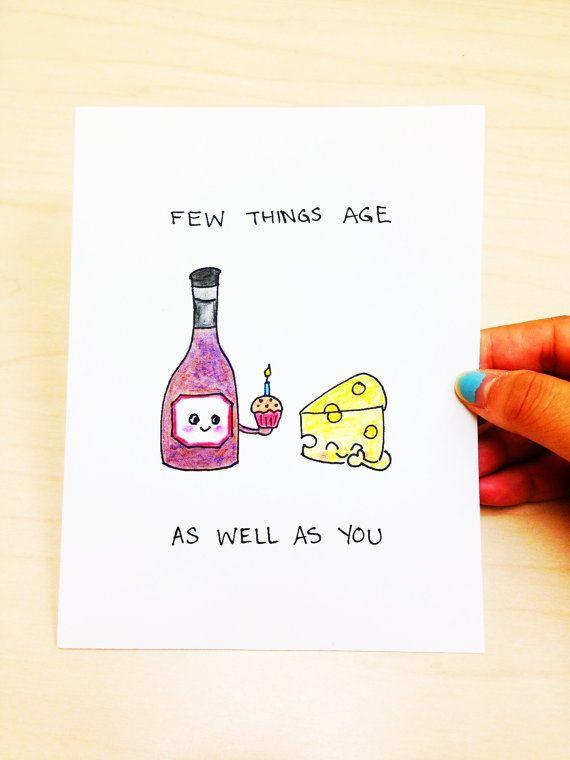 Liczba pomys w na temat Birthday Humor Cards na Pintere cie 17 – Humourous Birthday Cards