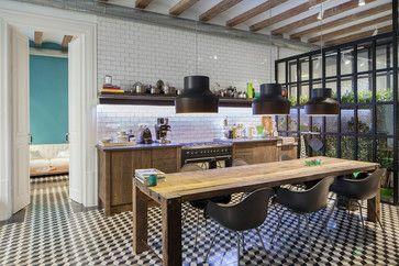 Idee e Foto di Cucine Industriali