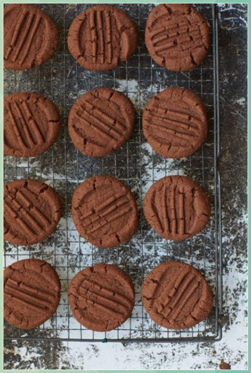Nigella Lawson's chocolate biscuits recipe | delicious ...