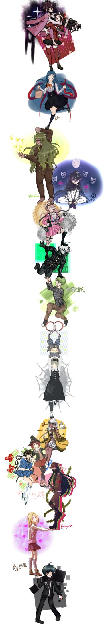 V3 Collabs!(finished) by GontasMommy