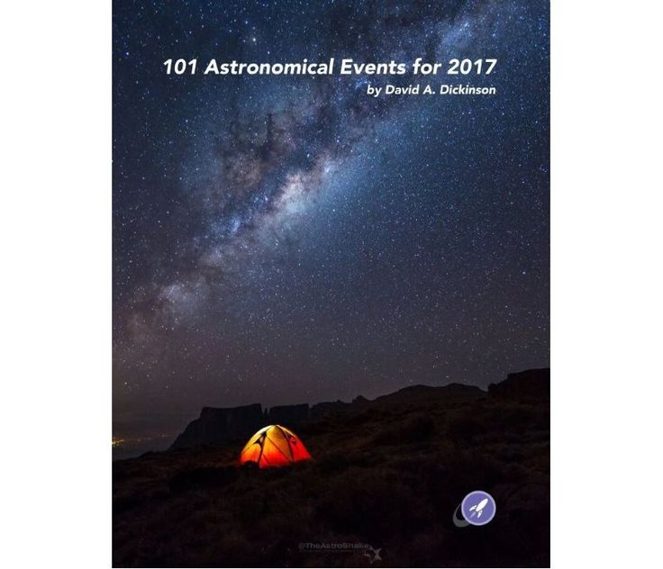 Universe Today: 101 Astronomical Events in 2017