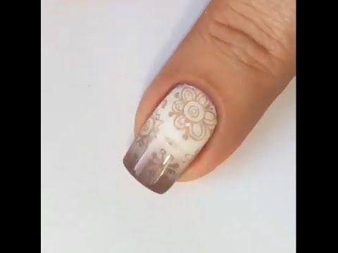 Tırnak Boyama Sanatı   Nail Art 9