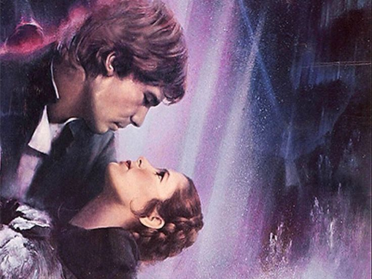 "Han and Leia in ""The Empire Strikes Back"""