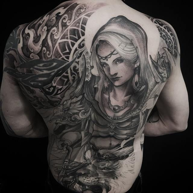 347 Best Images About Full Tattoo On Pinterest: 1000+ Ideas About Full Back Tattoos On Pinterest