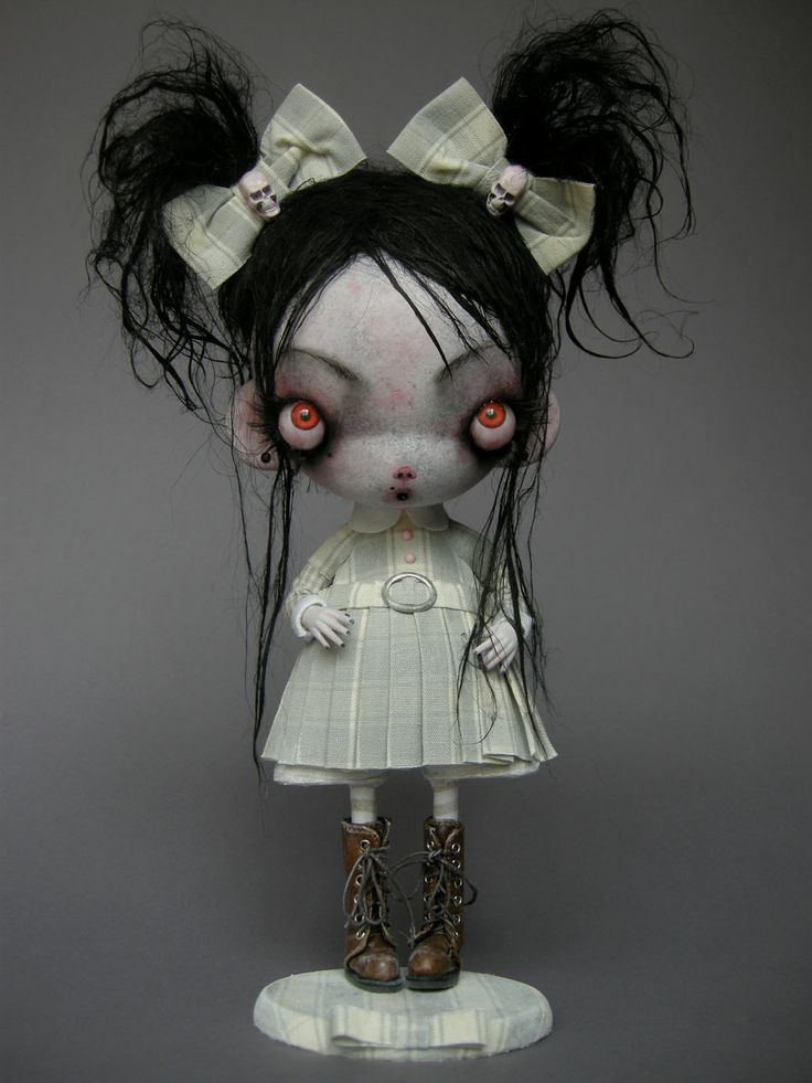 gothic tale...so cute...giggle                                                                                                                                                      More