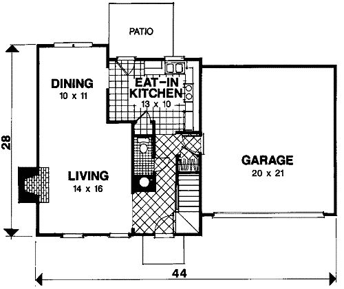 starter home floor plans home home plans picture database