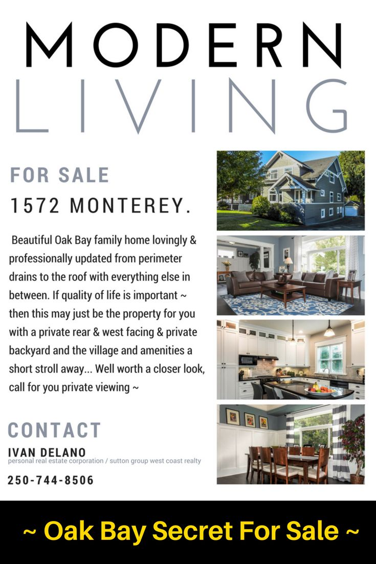 1572 Monterey Large Home For Sale in Oak Bay. Completely professionally renovated with permits ~ ask Ivan Delano PREC sutton group west coast realty for all the extras 250-744-8506
