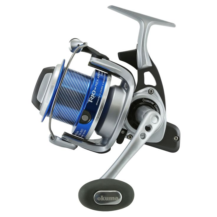 Okuma Fishing Tackle Corp Trio Rex Arena Surf Spinning Reel 4.5:1 sz60 2+1BB