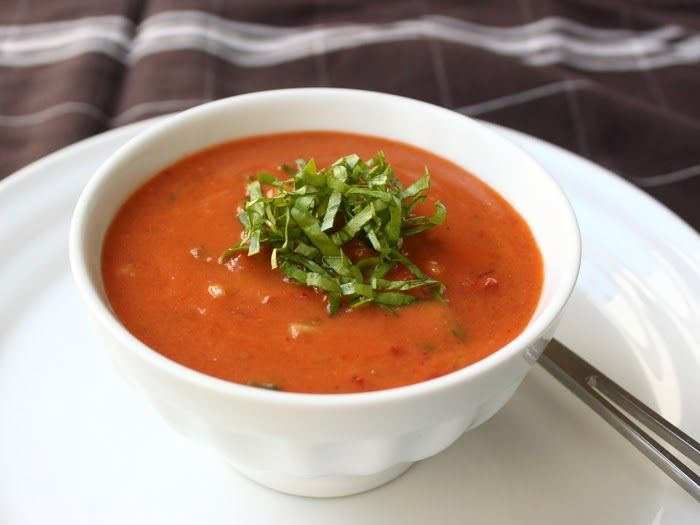 Food Wishes Video Recipes: Fresh Tomato Gazpacho – Crumbled Stale Wet Bread Sold Separately