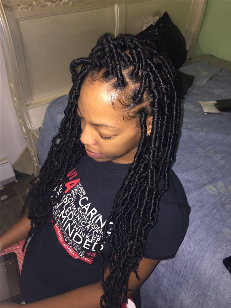 Weave that looks like dreads 11