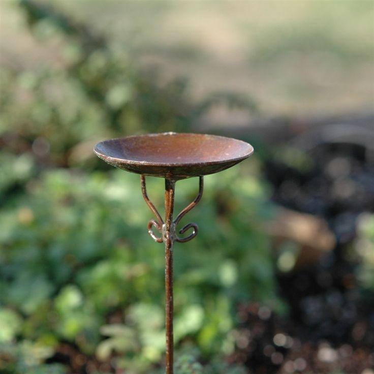 Miniature Birdbath – miniature garden small items
