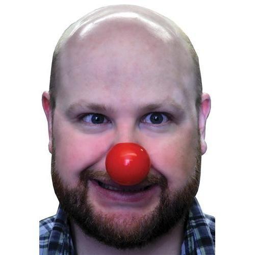 Clown Nose Plastic