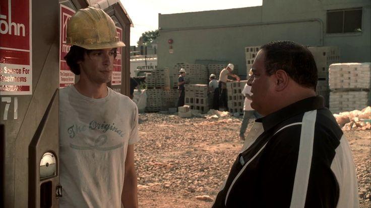 The Sopranos, Unidentified Black Males   Episode aired 2 May 2004 Season 5 | Episode  9, Will Janowitz. Finn DeTrolio