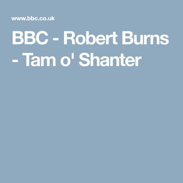 BBC - Robert Burns - Tam o' Shanter