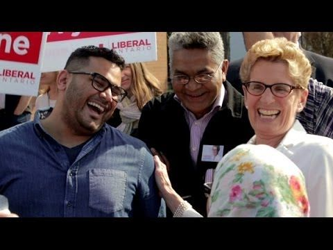 """The Ontario Liberal Party will """"Build Ontario Up"""" 
