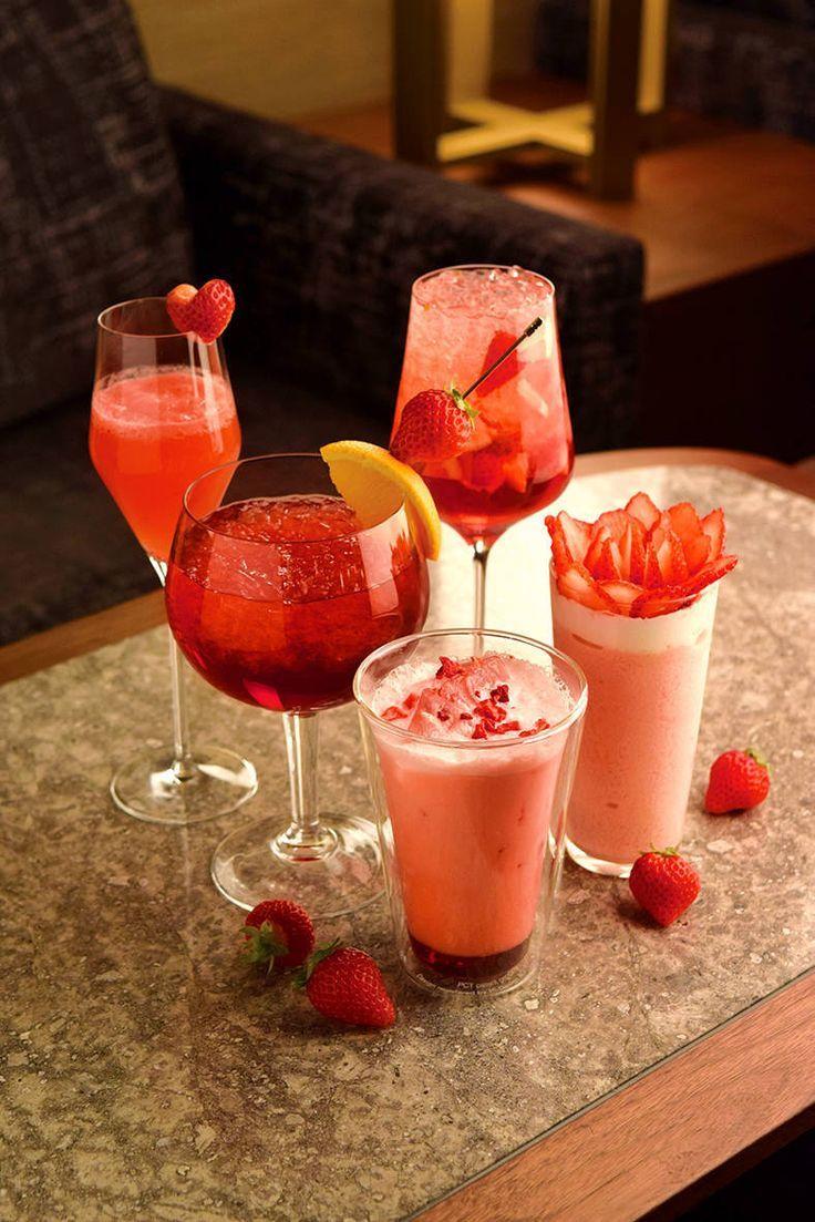"""Strawberry Cocktail Fair"" at Swissotel Nankai…"