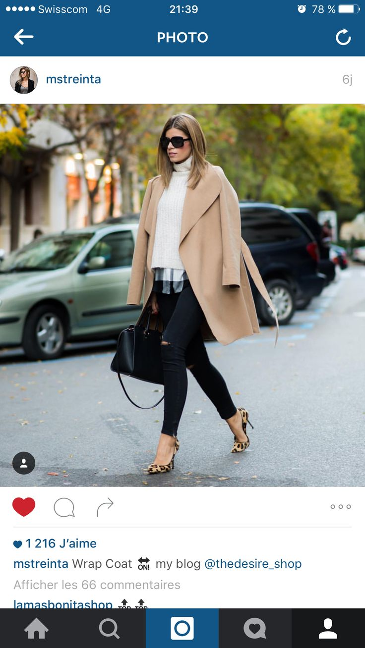 Manteau peignoir camel femme