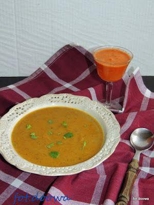 Moje Małe Czarowanie: Jamajska zupa dyniowa