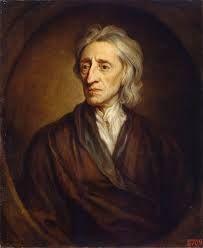 John Locke (1632-1704) vond dat iedereen gelijke rechten heeft; ieder mens is gelijk en vrij. Iedereen heeft van nature die rechten: natuurrechten. Want de natuur maakt geen onderscheid tussen mensen.