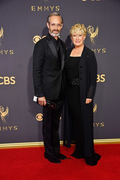 Michel Gill and Jayne Atkinson - The Cutest Couples at the 2017 Emmy Awards - Photos
