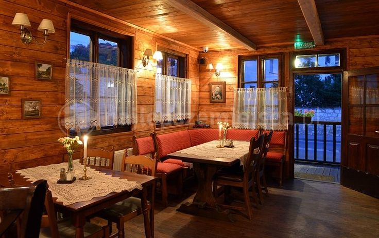 Restauracja u Fryzjera - restauracja Kazimierz Dolny