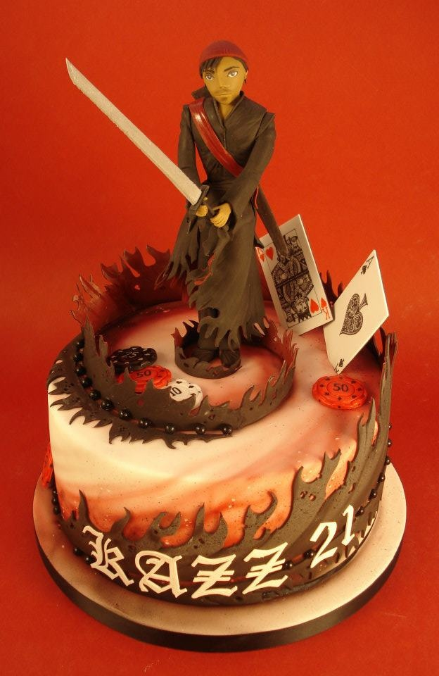 anime themed wedding cakes 51 best anime cakes ideas images on 10778