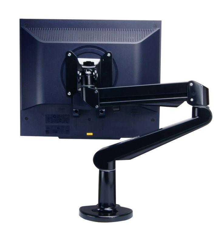 Desk Mount Monitor Arm, CPU Holder
