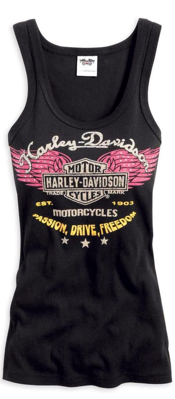 Harley-Davidson Tank