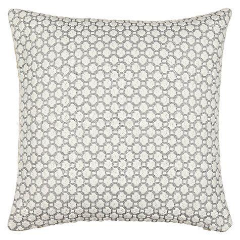Buy John Lewis Croft Collection Weave Cushion Online at johnlewis.com