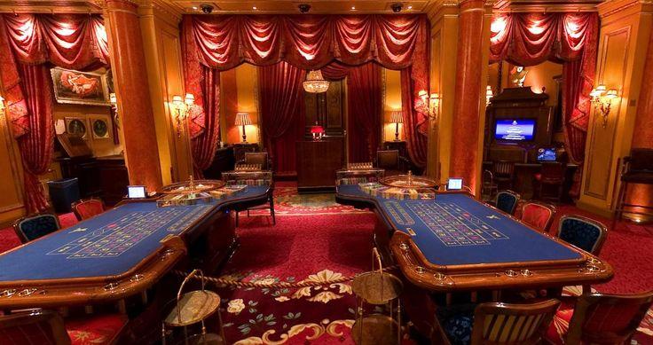 Ritz Club Casino, London