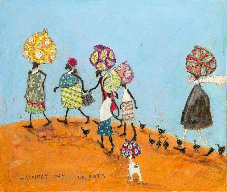 592 best sam toft images on pinterest painting art quirky art and african interior whimsical art visual arts mustard art paintings illustration art folk art iris art work m4hsunfo