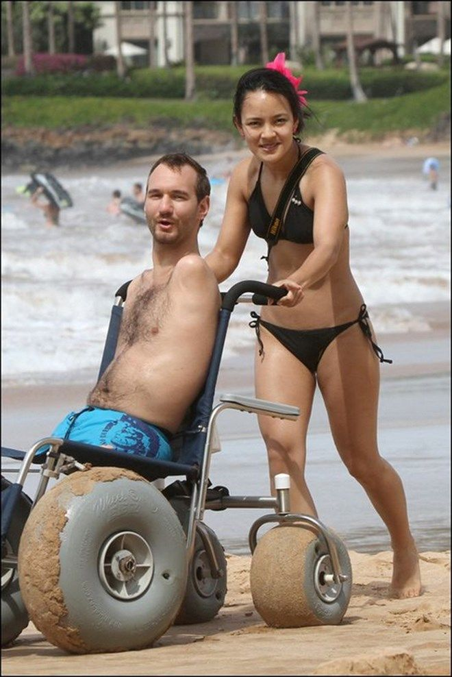 Image result for nick vujicic wife