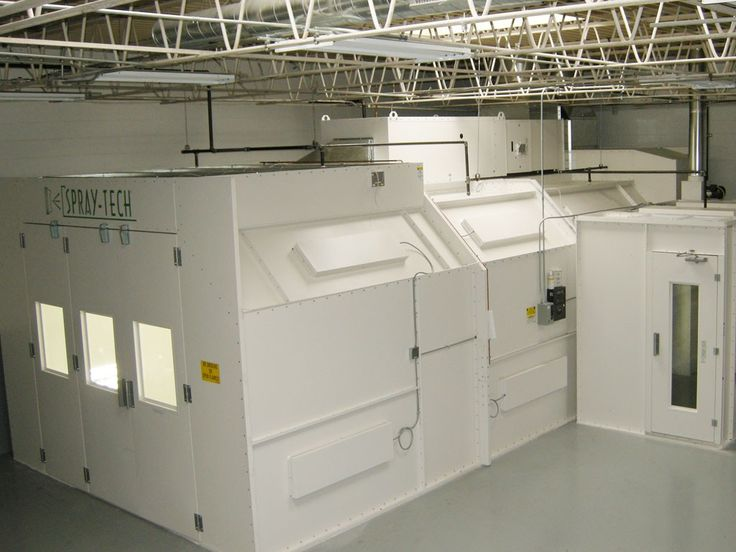 17 Best images about Automotive Paint Spray Booths on ...