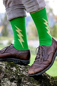 Sock It To Me Super Hero Socks