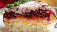 Все выпрашивают рецепт! А, мужчины обожают этот салат. Ингредиенты ✓ 2 варёные свёклы (среднего размера) ✓ 2 варёные моркови (среднего размера) ✓ 200 г отварного мяса...