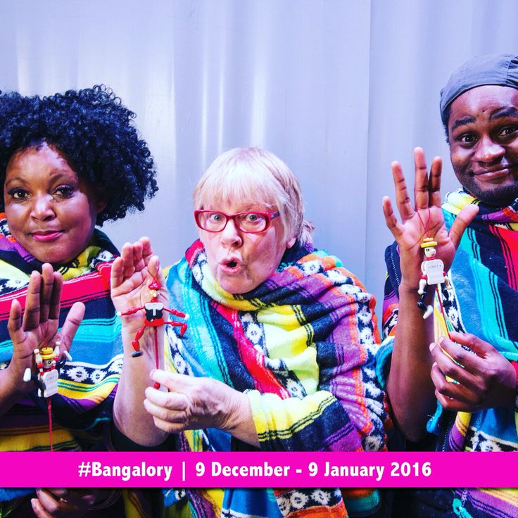 FESTIVE SEASON FUN FOR THE LITTLE ONES! Bring all you kids, and all their friends! Book here - http://bit.ly/1IgcHdR #Bangalory #BaxterTheatre #CapeTown #KiddiesShow