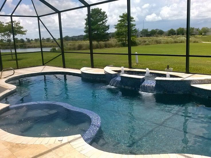 Spa Shell To Pool