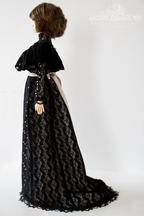 La Belle Époque de style édouardien tenue pour Super par kalcia