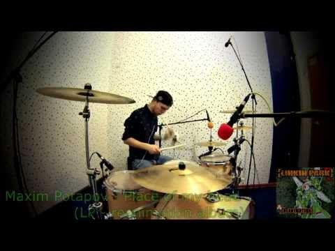 Linkin Park - drum cover - place of my head #drummer