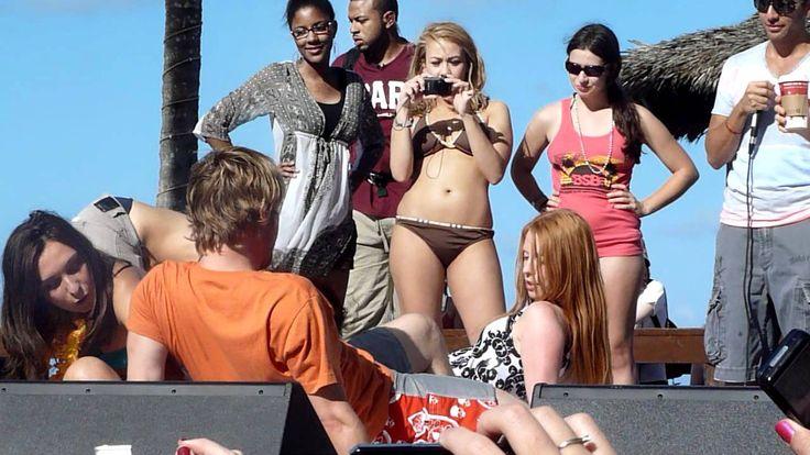 Twister with Nick Backstreet Boys Cruise 2011
