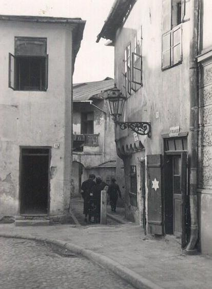 Tarnow Ghetto 1940