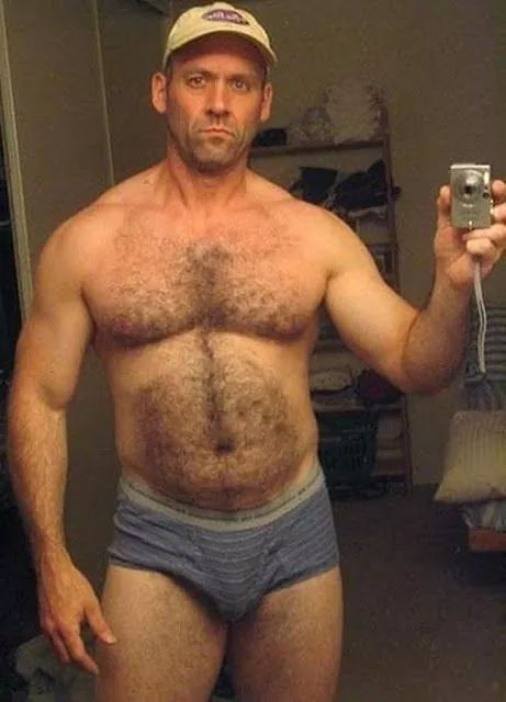 Hairy chested men in houston