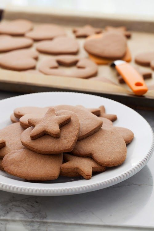My favorite - Cut Out Peanut Butter Chocolate Cookies #OXOGoodCookies at Cooking Melangery