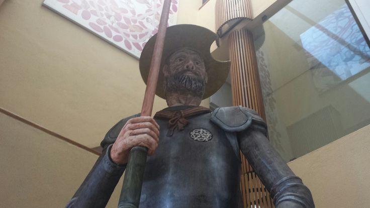 Don Quijote de la Mancha, Toledo